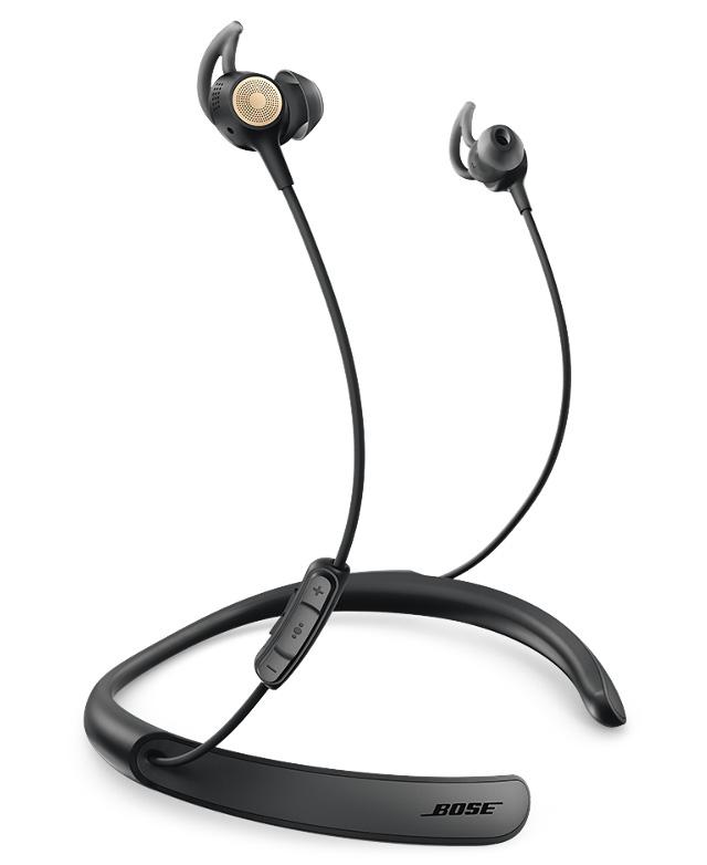 Обзор беспроводной гарнитуры Bose Hearphones