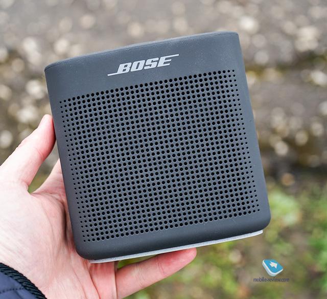 Обзор беспроводной АС Bose SoundLink Color II