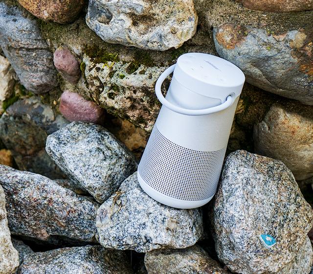 Обзор беспроводной АС Bose SoundLink Revolve +