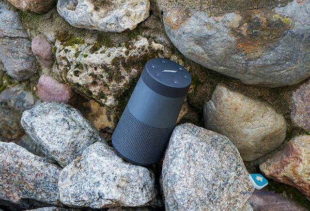 Обзор беспроводной АС Bose SoundLink Revolve