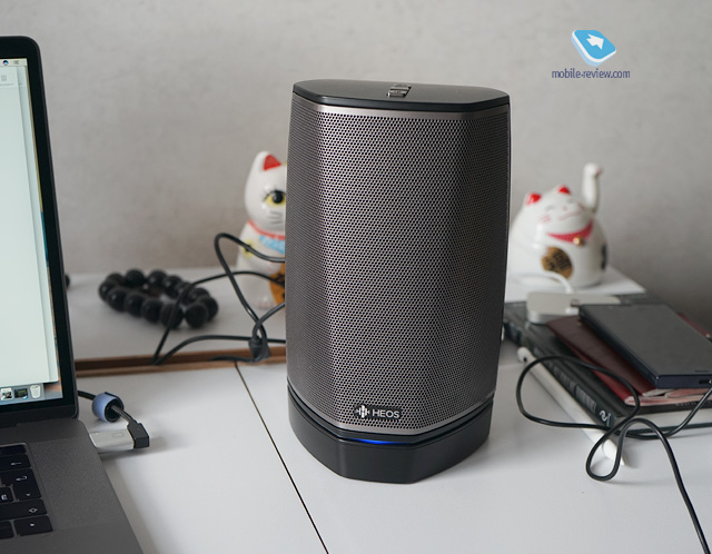 Обзор аудиосистемы Denon HEOS 1 HS2
