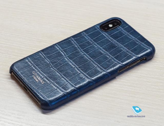 Чехлы Gramas для Samsung и Apple