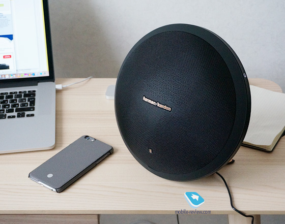 Mobile-review com Обзор аудиосистемы Harman/Kardon Onyx Studio 2