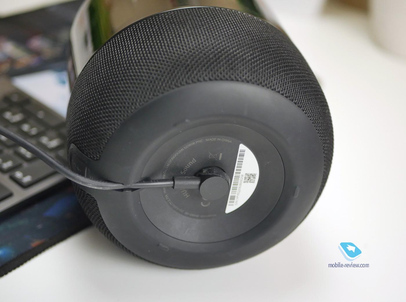 Обзор Huawei Sound – элегантность и впечатляющий звук