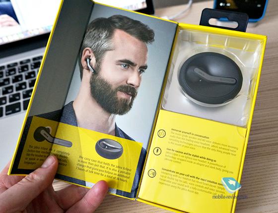 Mobile-review com Обзор Bluetooth-гарнитуры Jabra Eclipse