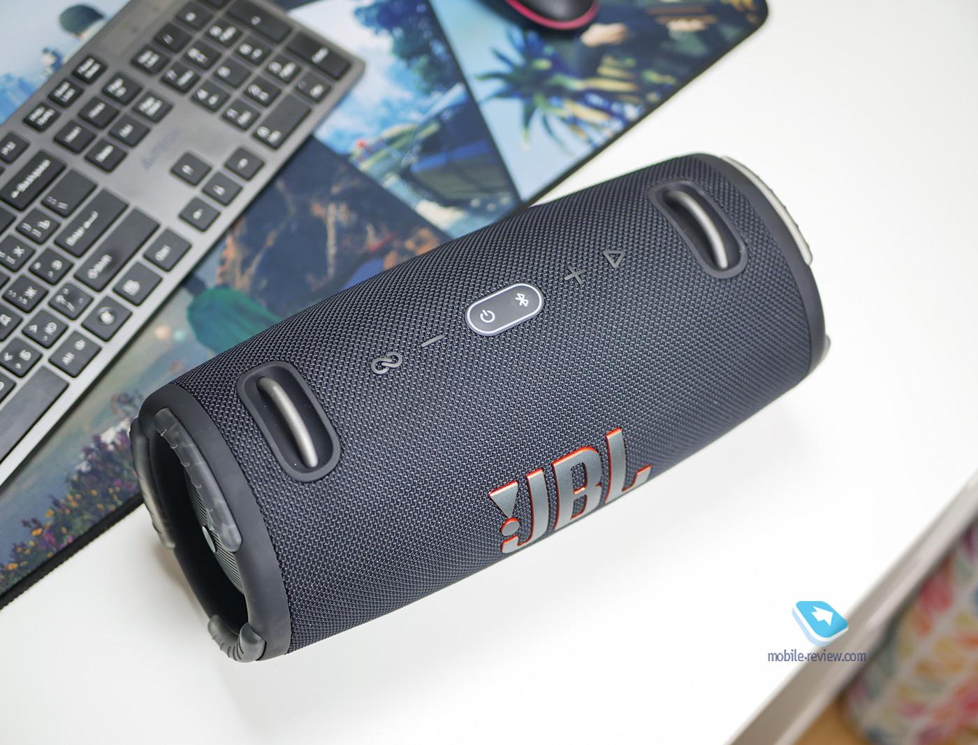 Обзор JBL Xtreme 3 – этим летом будет громко!