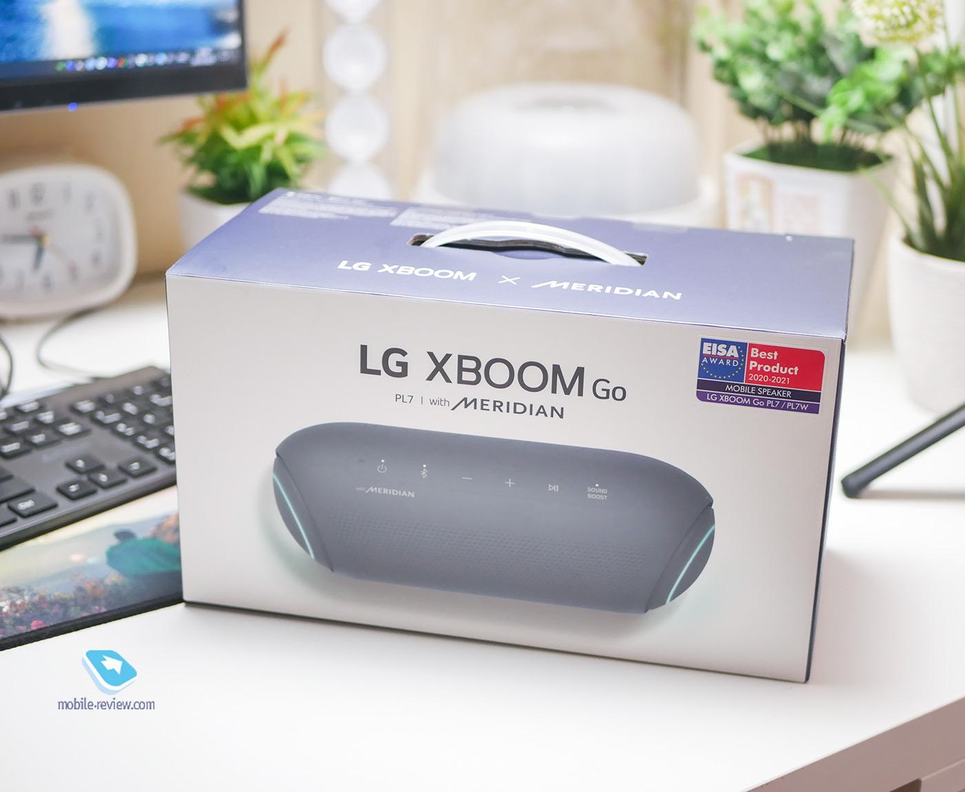Обзор LG Xboom Go (PL7) – «и швец, и жнец, и на дуде игрец»
