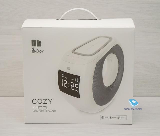 Колонка Nillkin Cozy MC1