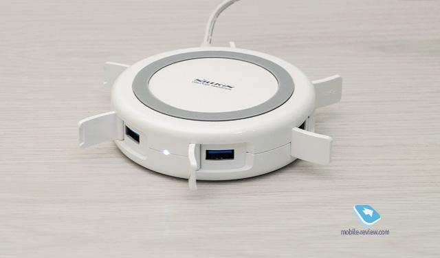 USB-хаб Nillkin Hermit