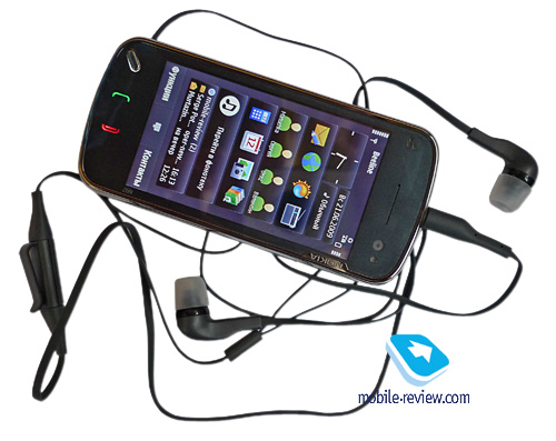 Mobile Toppings  Overview Headset Nokia WH-205 d260cf9d057e5