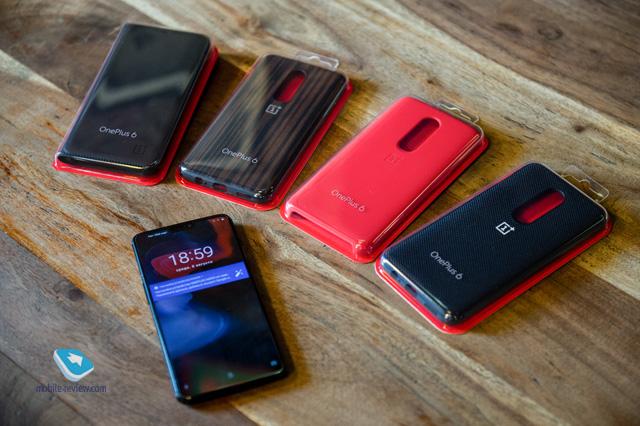 Дайджест аксессуаров OnePlus