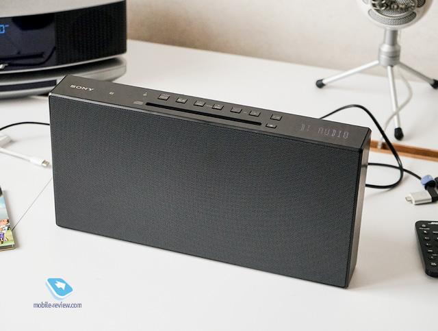 Обзор аудиосистемы Sony CMT-X3CD