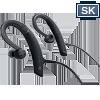 Обзор Bluetooth-гарнитуры Sony MDR-XB80BS