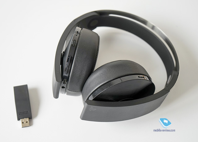 Обзор Bluetooth-гарнитуры Sony Platinum Wireless Headset