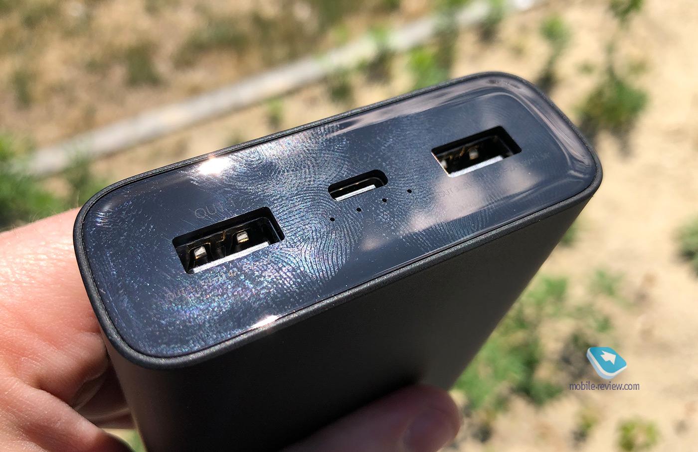 Обзор Xiaomi Powerbank 3 Pro (20000 мАч): лучший аккумулятор для всего