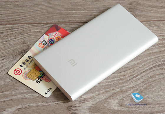 Xiaomi PowerBank 5000 и 16000 мАч
