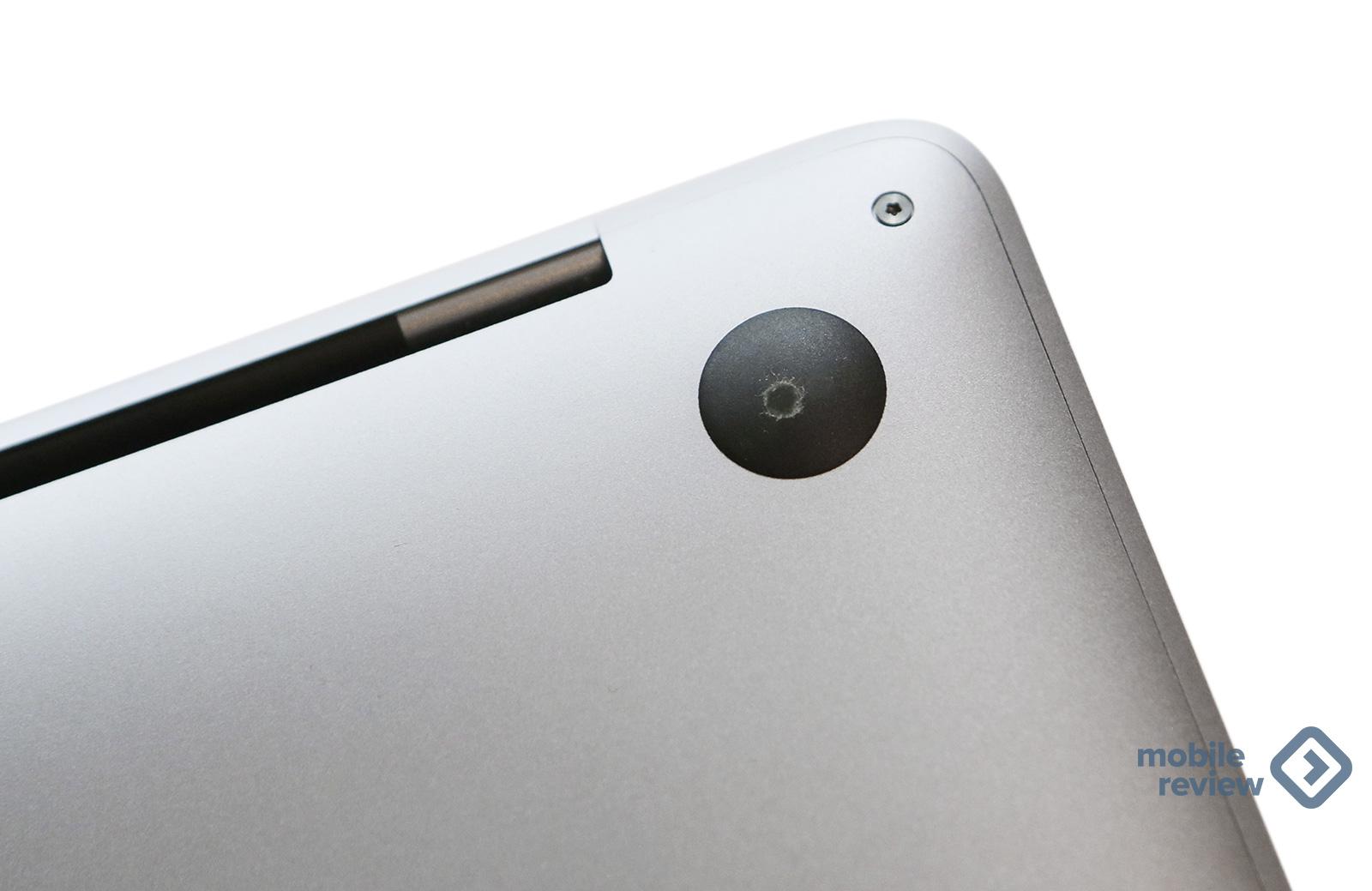 Хромой MacBook – косметический дефект или заводской брак?