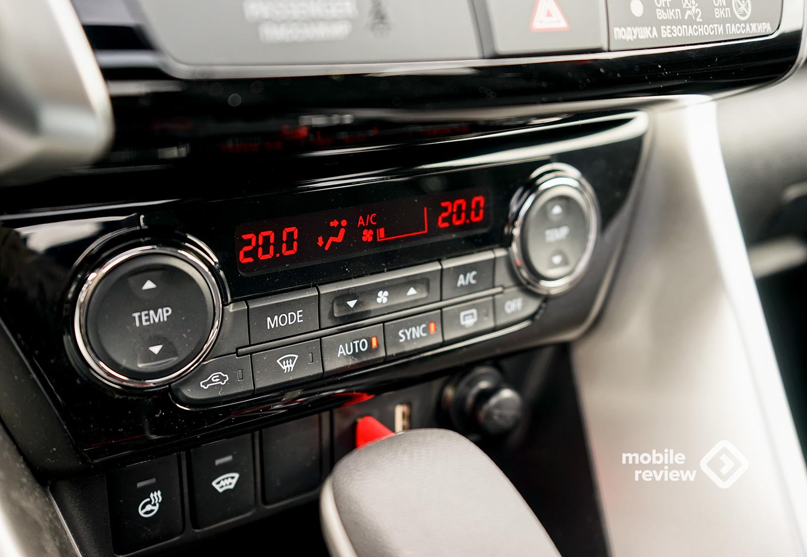 Тест Mitsubishi EclipseCross. Хорошее обновление