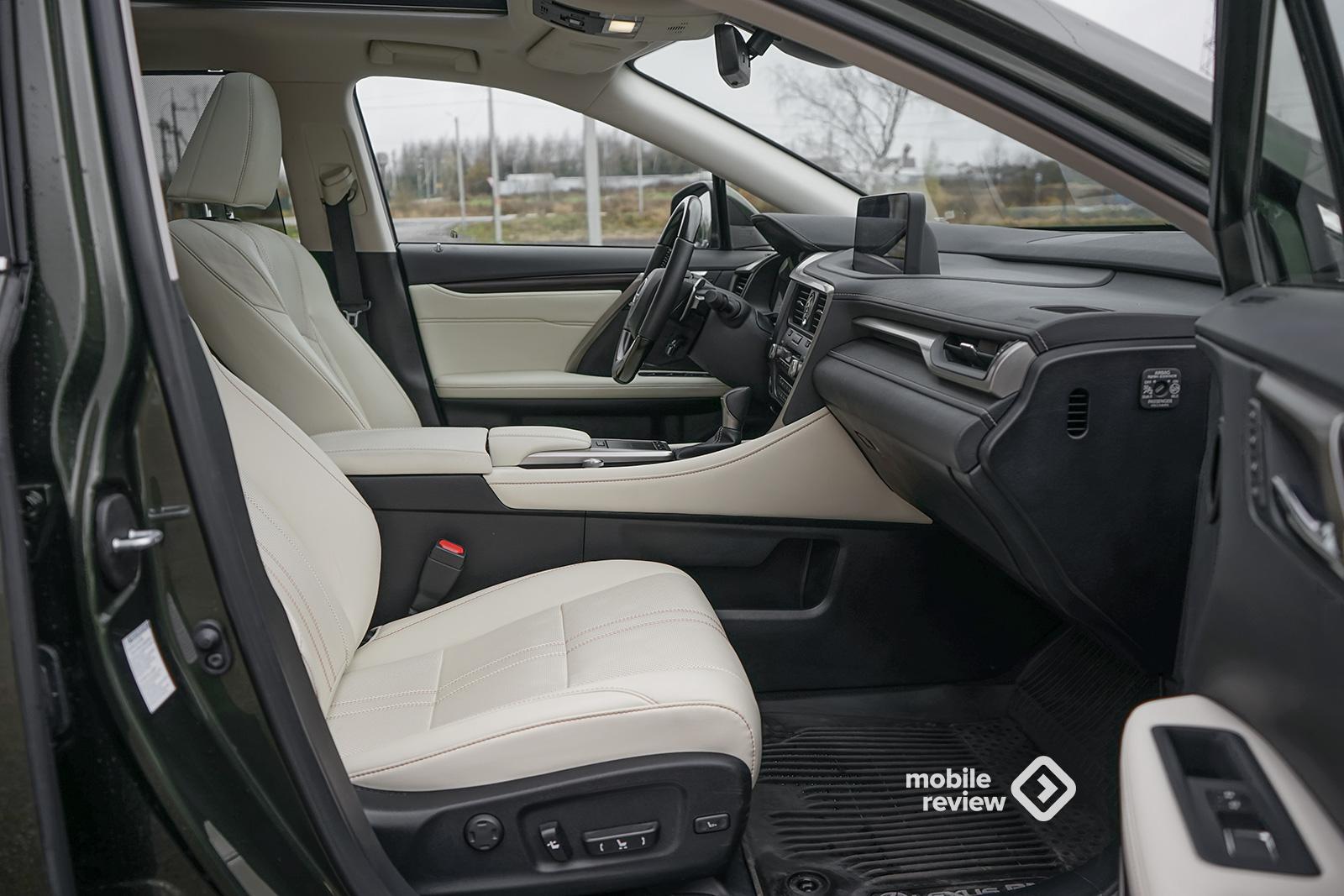 Тест Lexus RX450h. Зачем нужен гибрид?