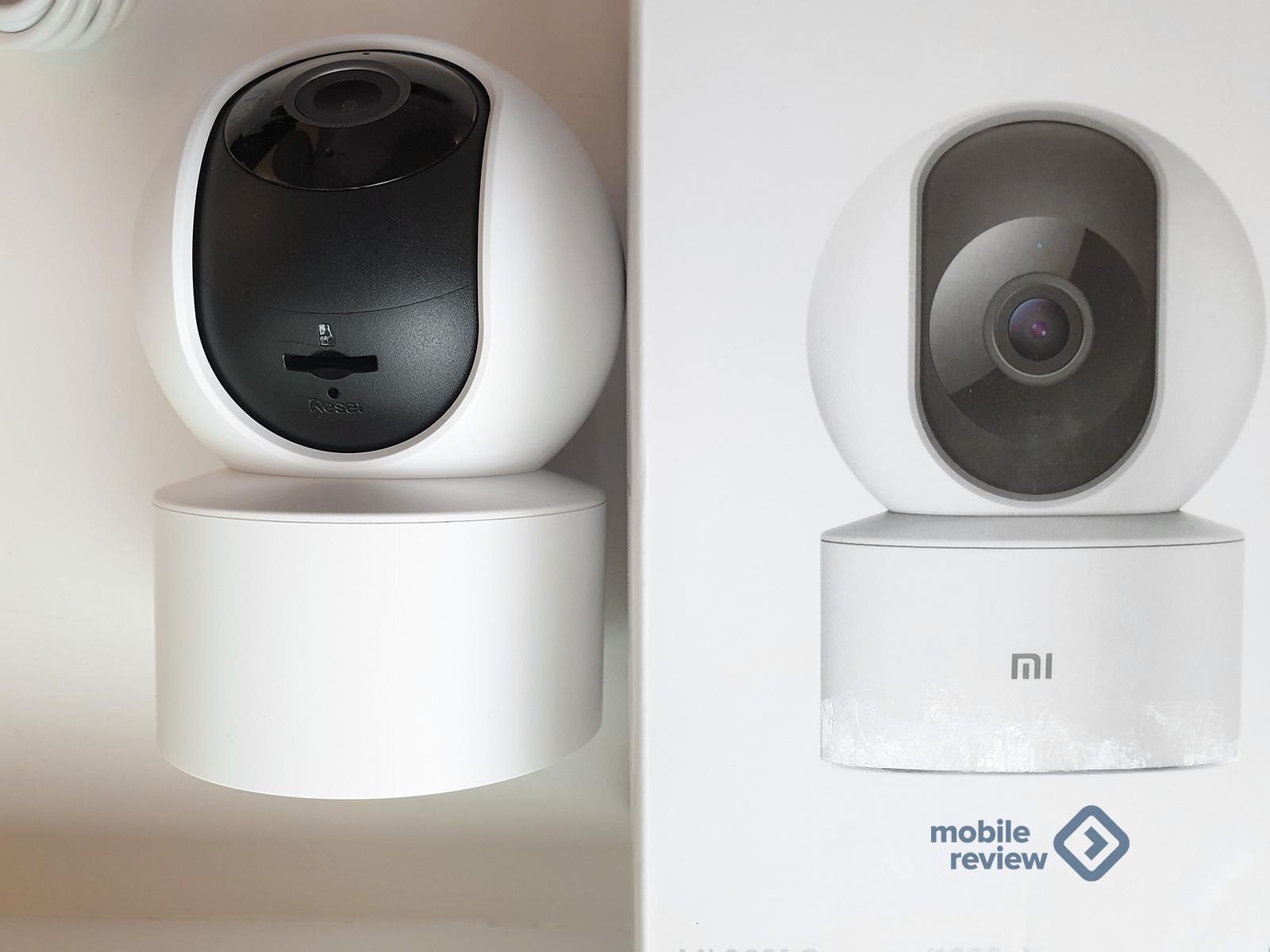 Xiaomi Mi 360 Camera: распаковка и настройка