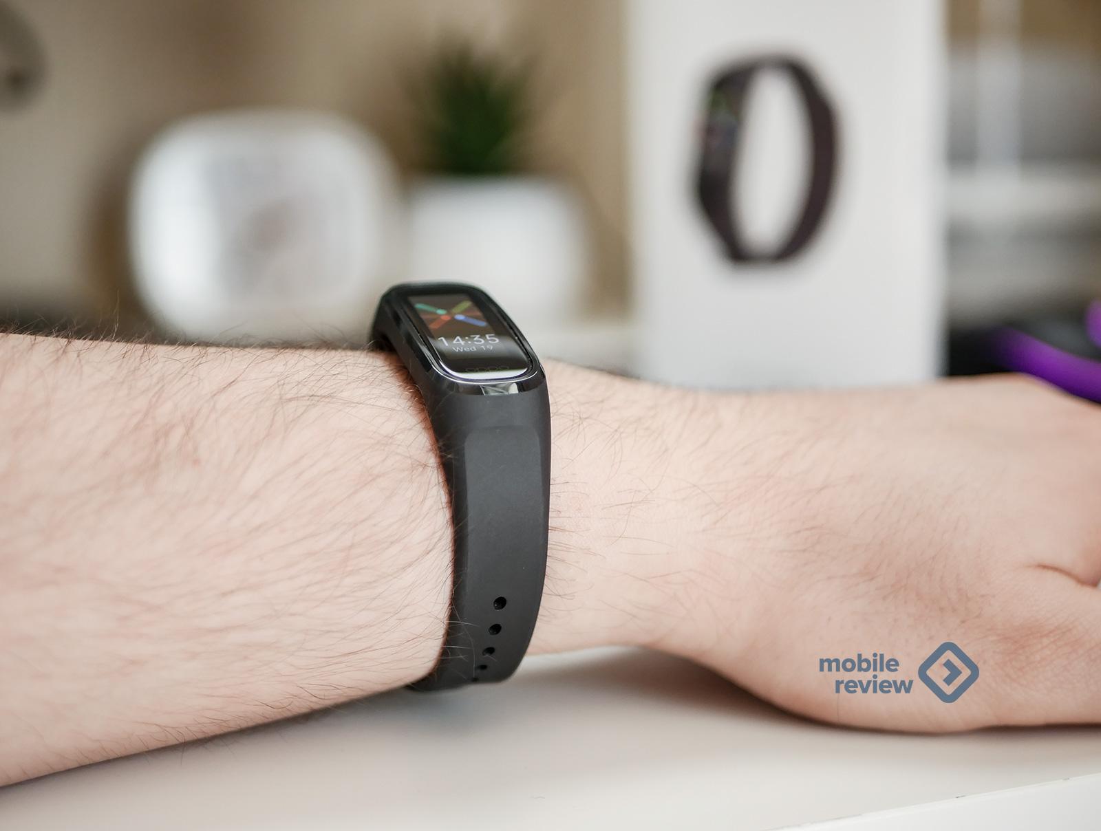 Обзор OPPO Band – капсульный фитнес‑браслет