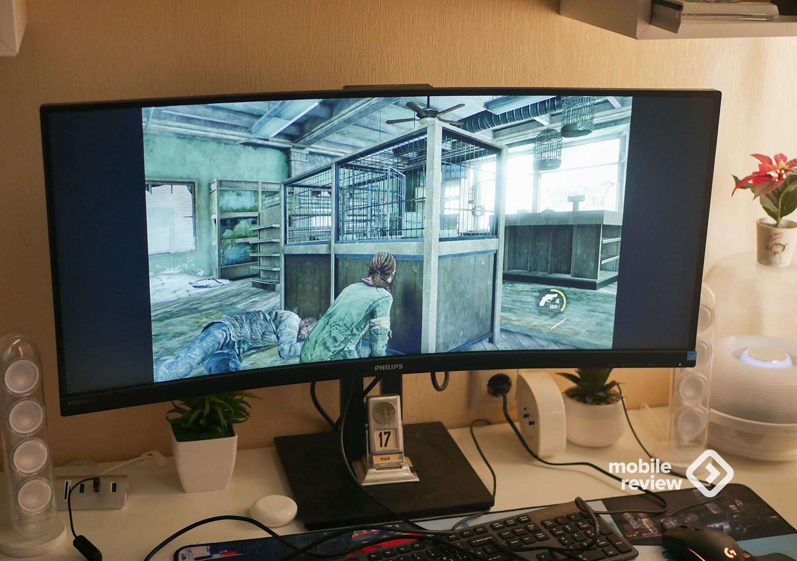 Работа с UltraWide‑монитором на примере Philips346P1CRH