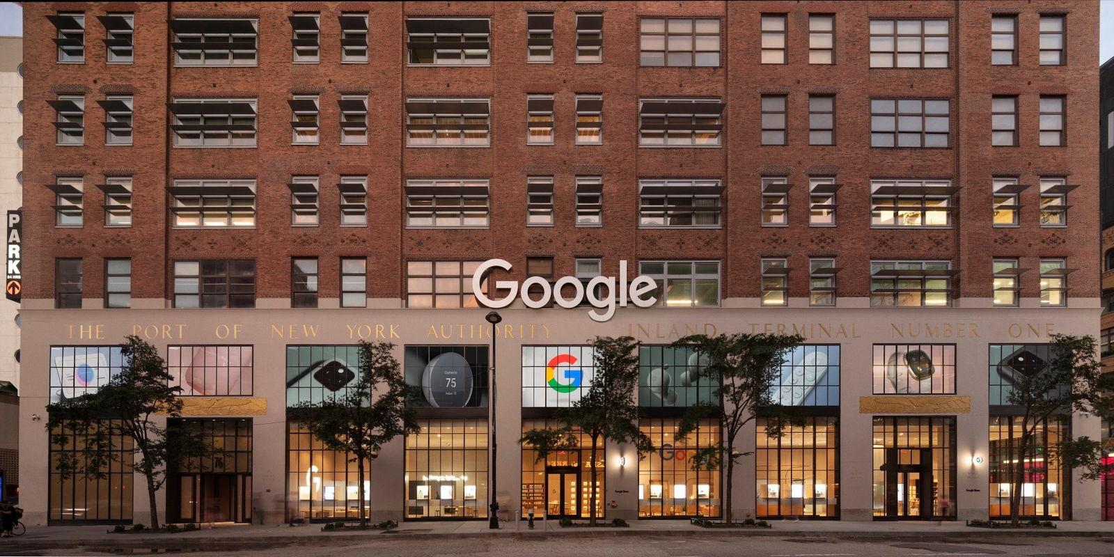 Первый магазин Google в Америке – пятилетний долгострой
