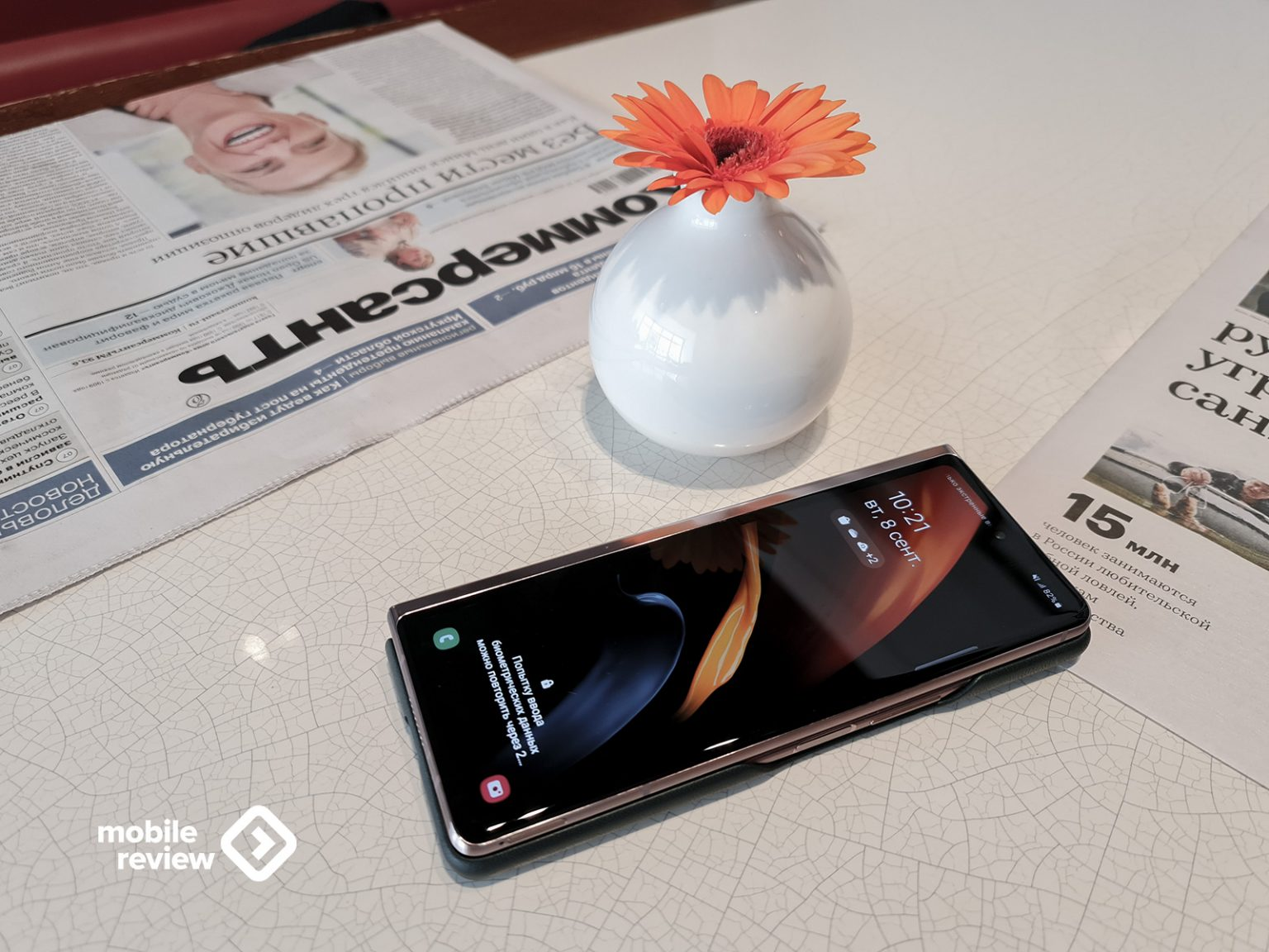 Почему вам нужен Samsung Account на смартфоне Galaxy