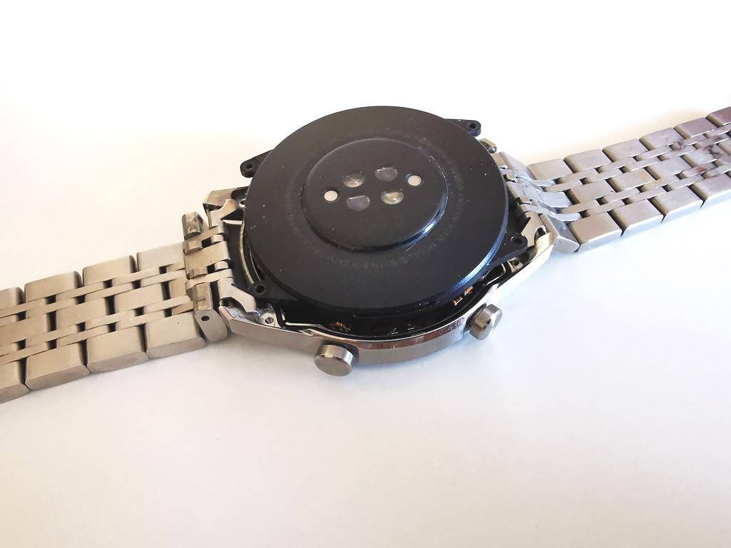 Учим оплате Huawei Watch GT2.