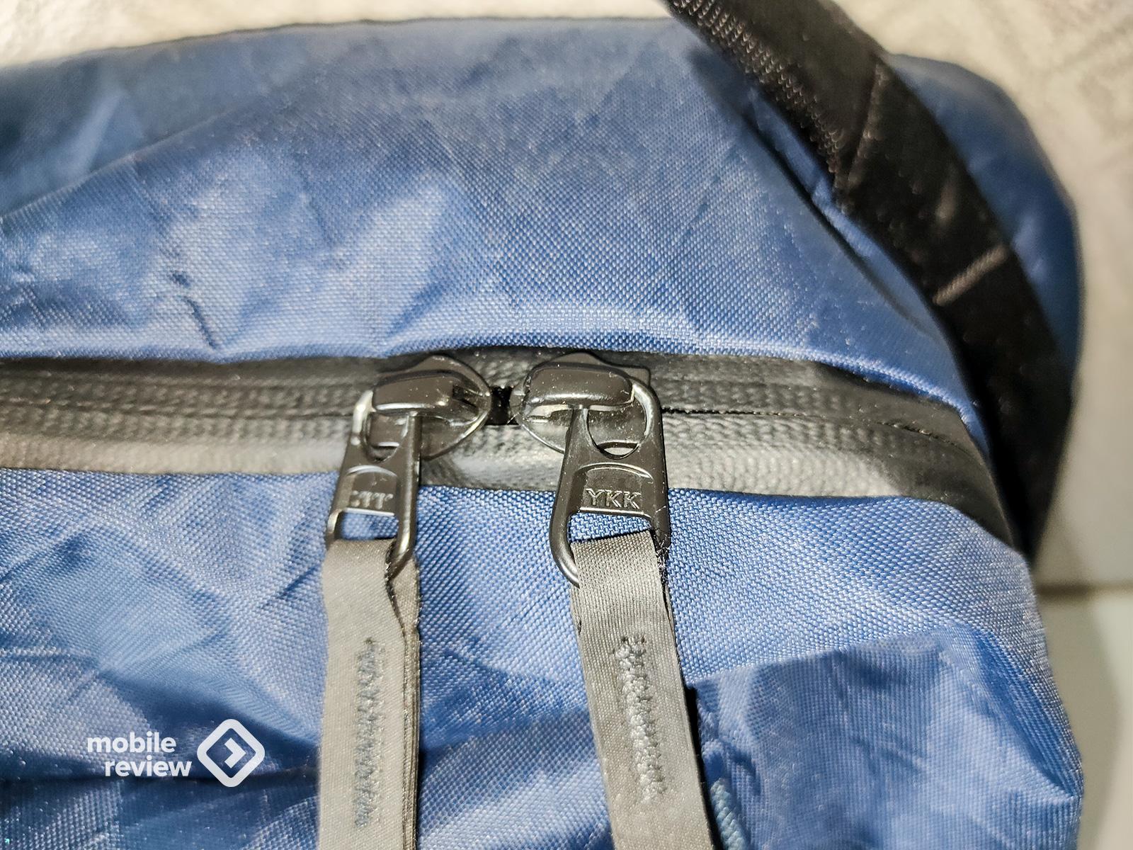 Опыт использования рюкзака AbleCarryDaily