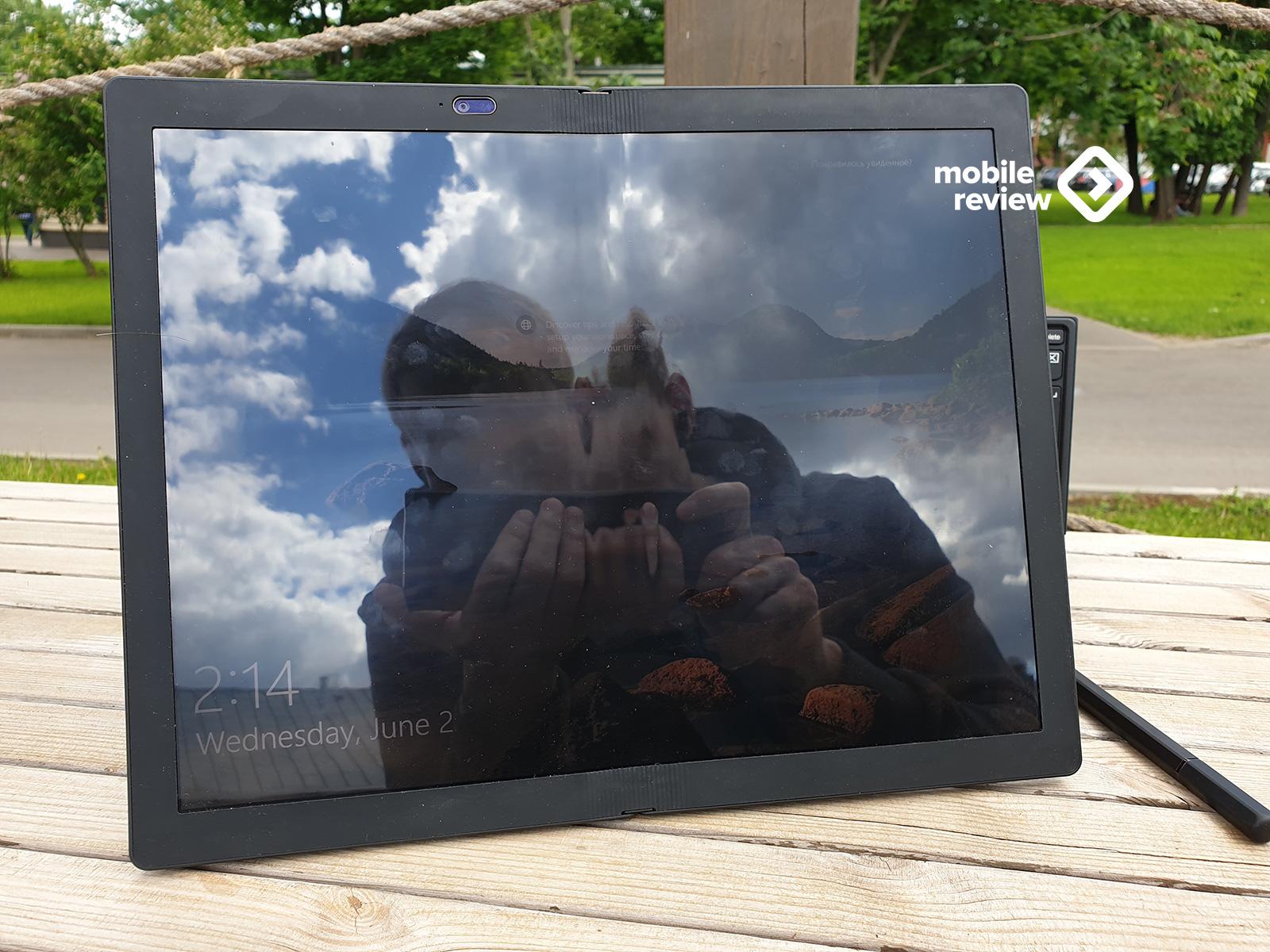 Lenovo ThinkPad X1 Fold: очень близко к идеалу ноутбука будущего