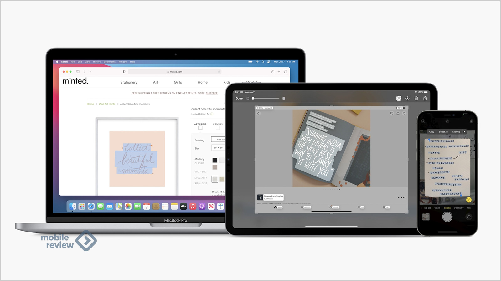 Apple WWDC 2021. Главные обновления софта от Apple для всех