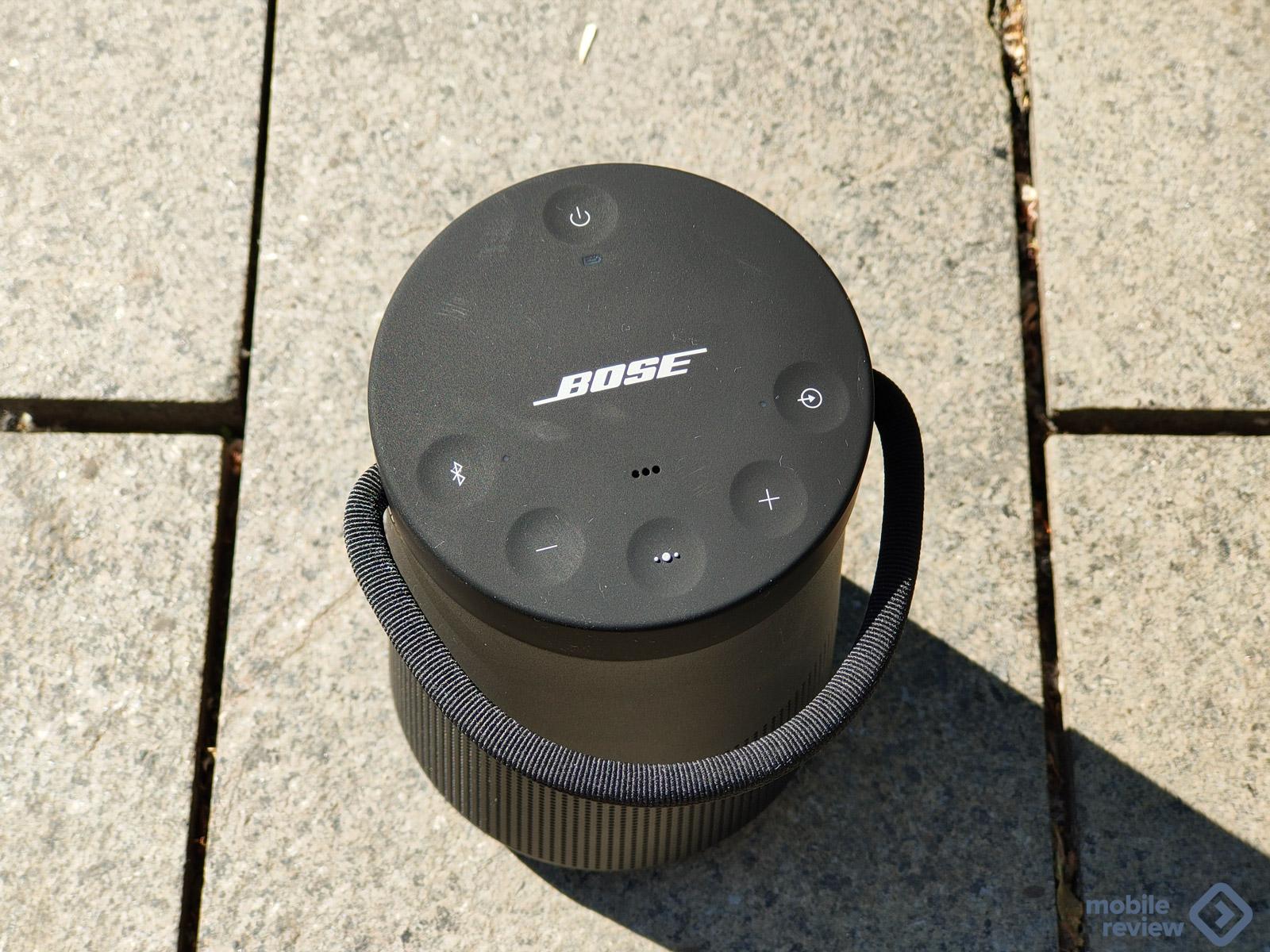 Обзор портативной АС Bose SoundLinkRevolve+II