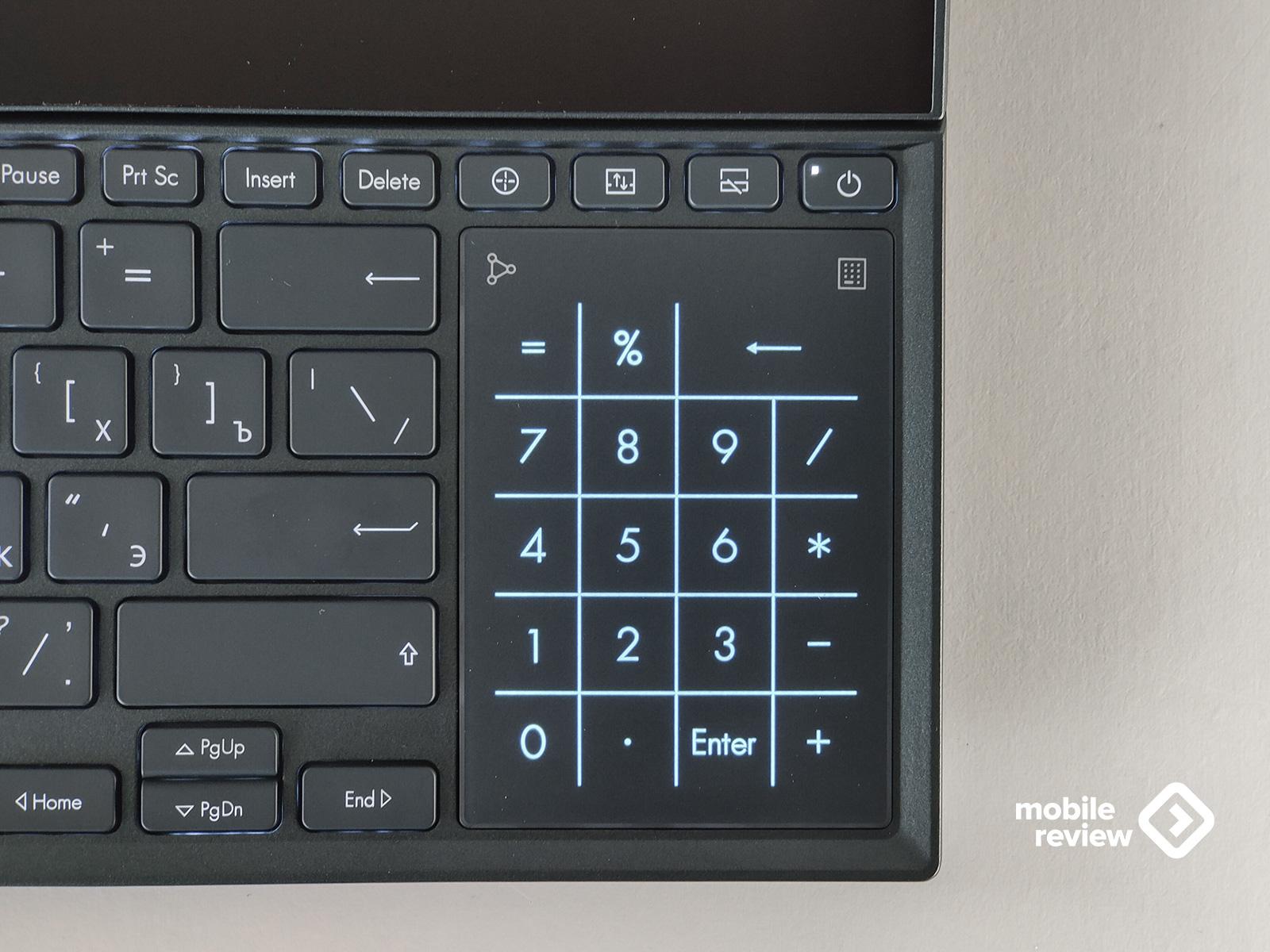 Обзор ноутбука ASUS ZenBookProDuo OLED 15 (UX582)
