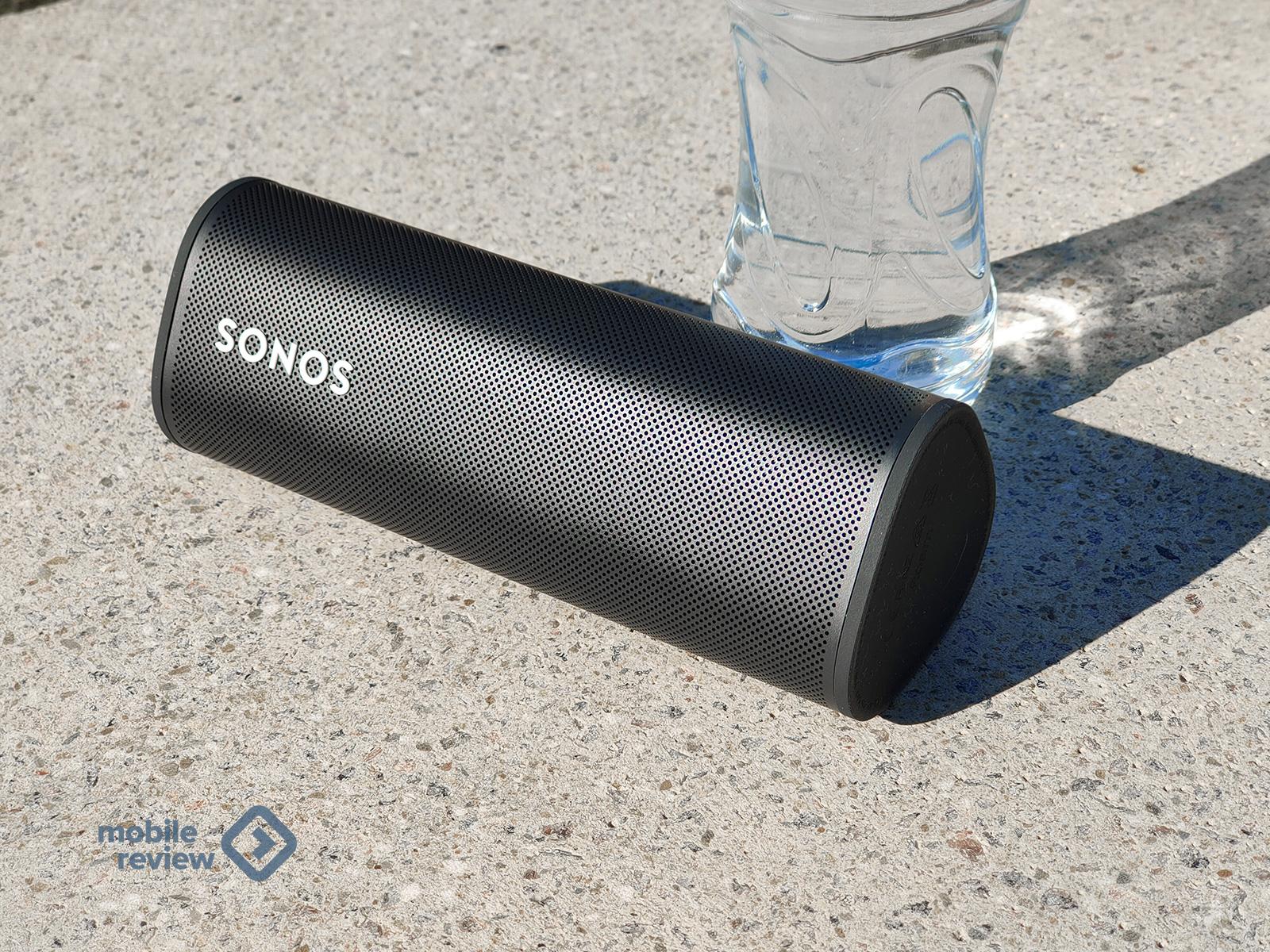 Обзор портативной АС SonosRoam