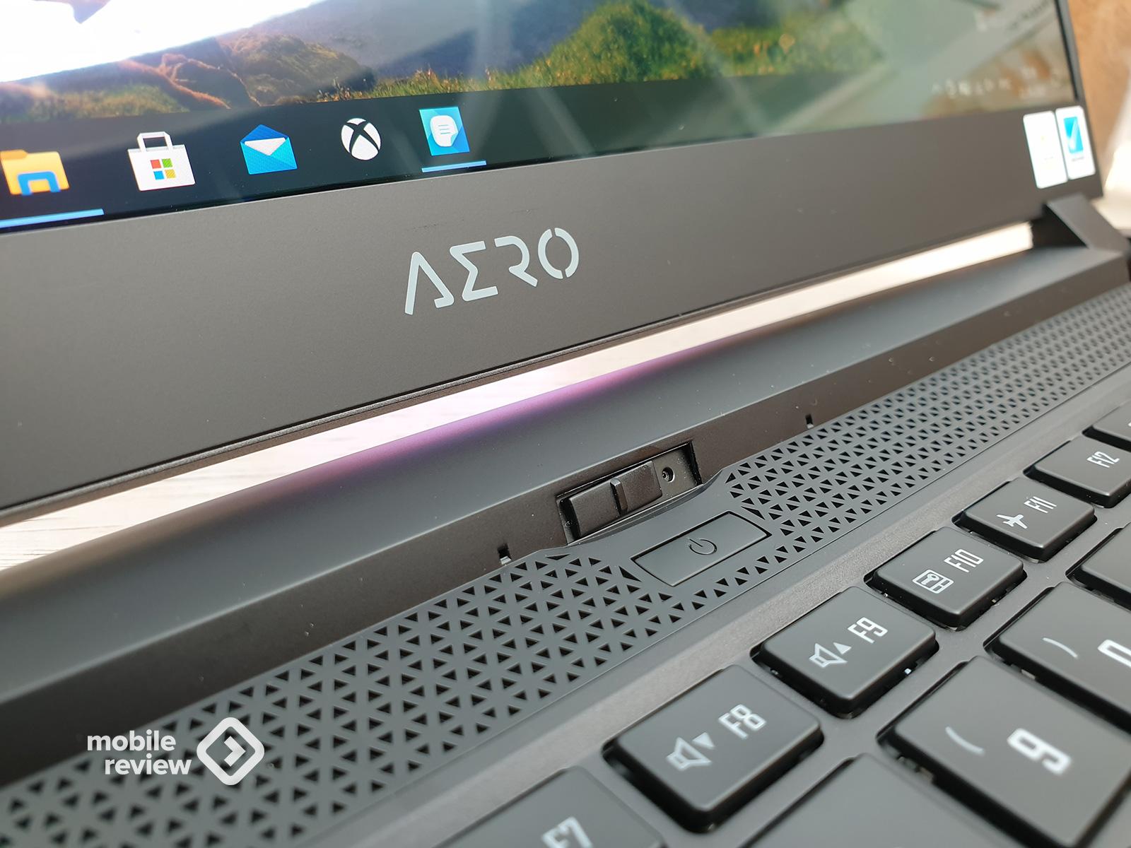 GIGABYTE AERO 15 OLED XD: идеал для дизайнеров и геймеров
