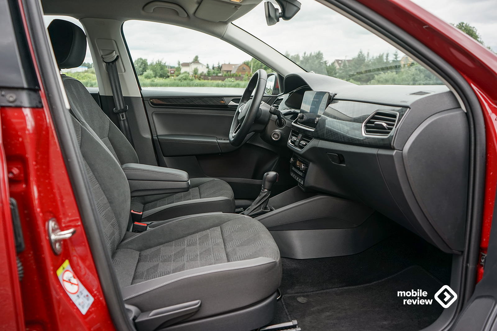 Тест Volkswagen Polo. Теперь лифтбек