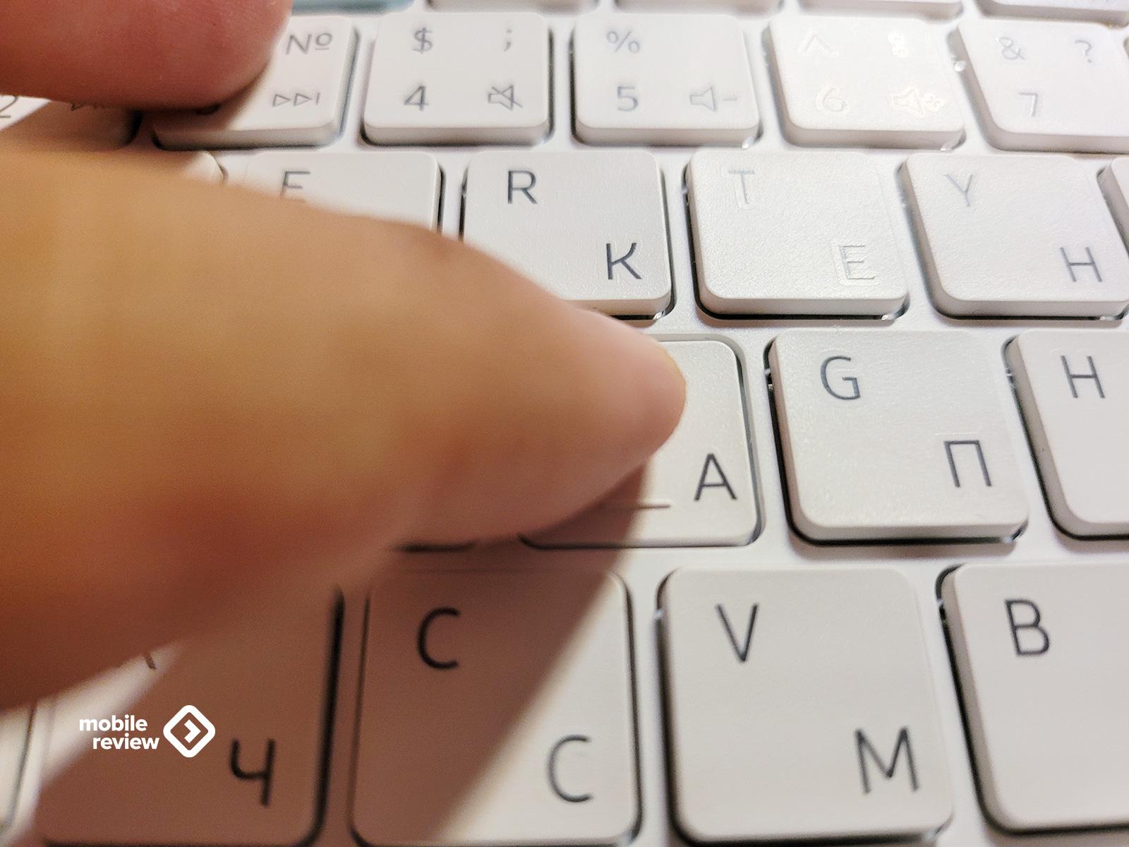 Клавиатура для смартфона, ТВ и не только — Samsung Smart Keyboard Trio 500