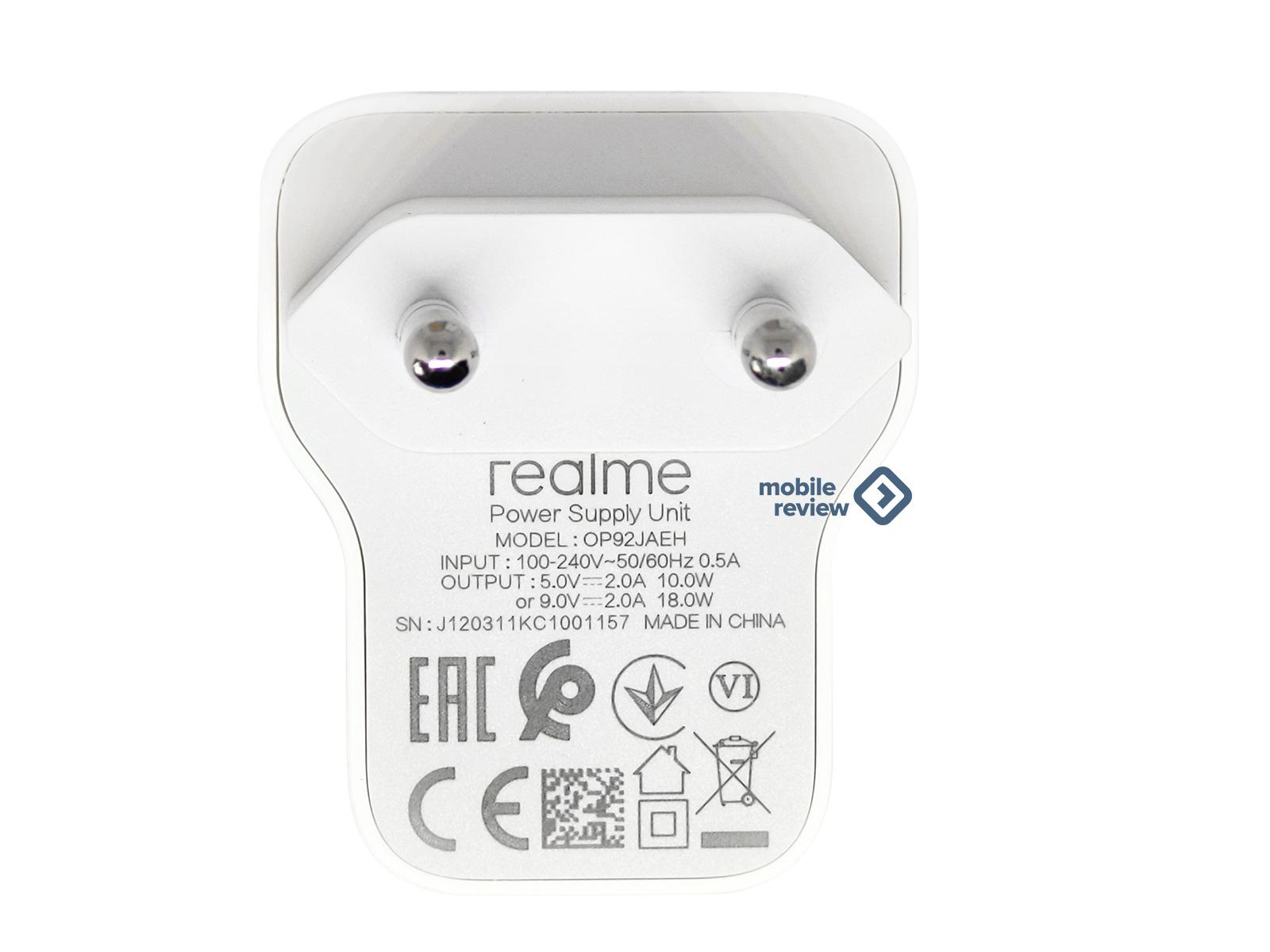 Обзор realmeC25 (RMX3191)