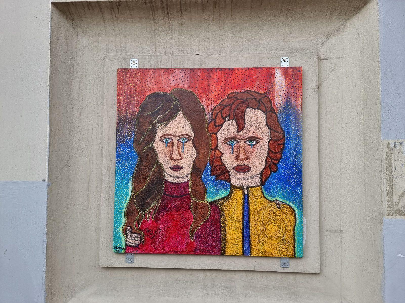 Исчезающее на улицах Москвы искусство. Новые художественные форматы