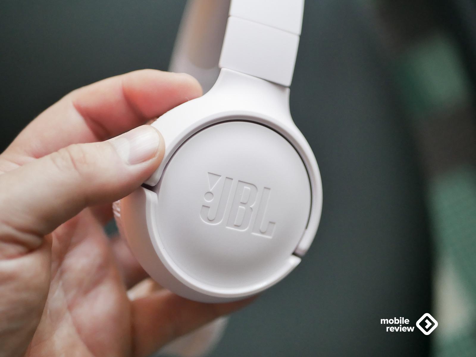 Обзор накладных наушников JBLTune510BT