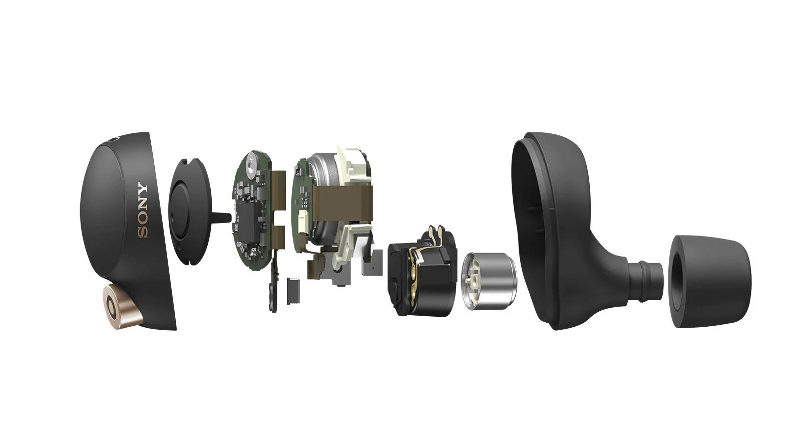 Обзор TWS-наушников с шумоподавлением Sony WF‑1000XM4