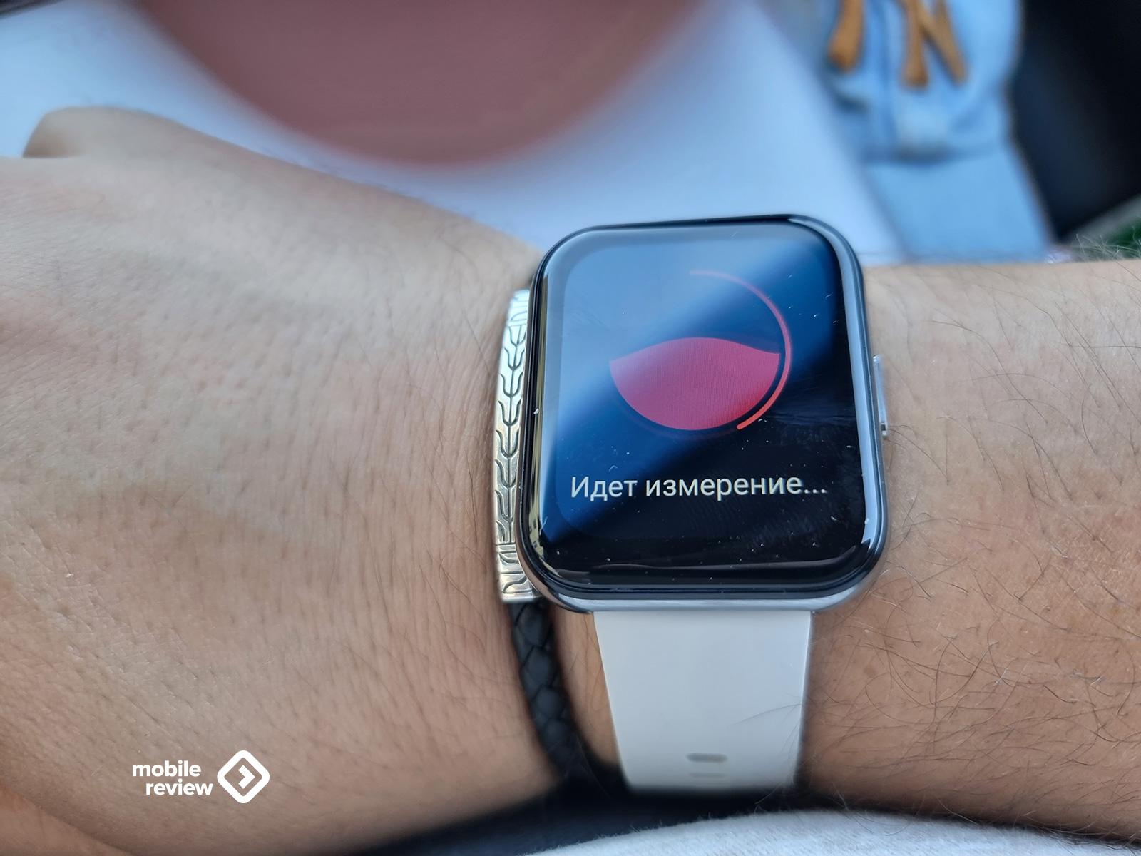 Обзор умных часов realme Watch2 Pro