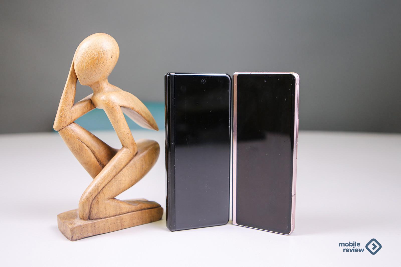 Сравниваем Samsung Z Galaxy Fold3 и Fold2. Стоит ли переходить?