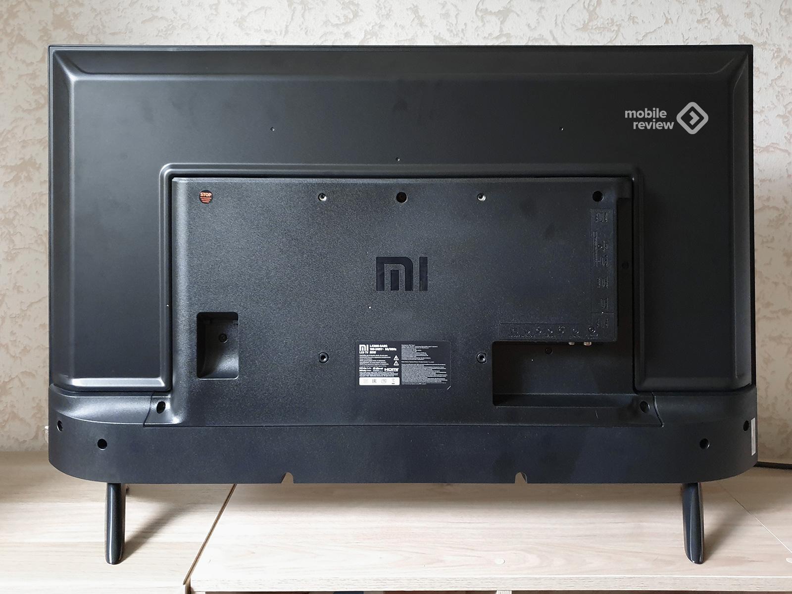 Xiaomi Mi TV P1 43 дюйма: самая ходовая модель новой линейки