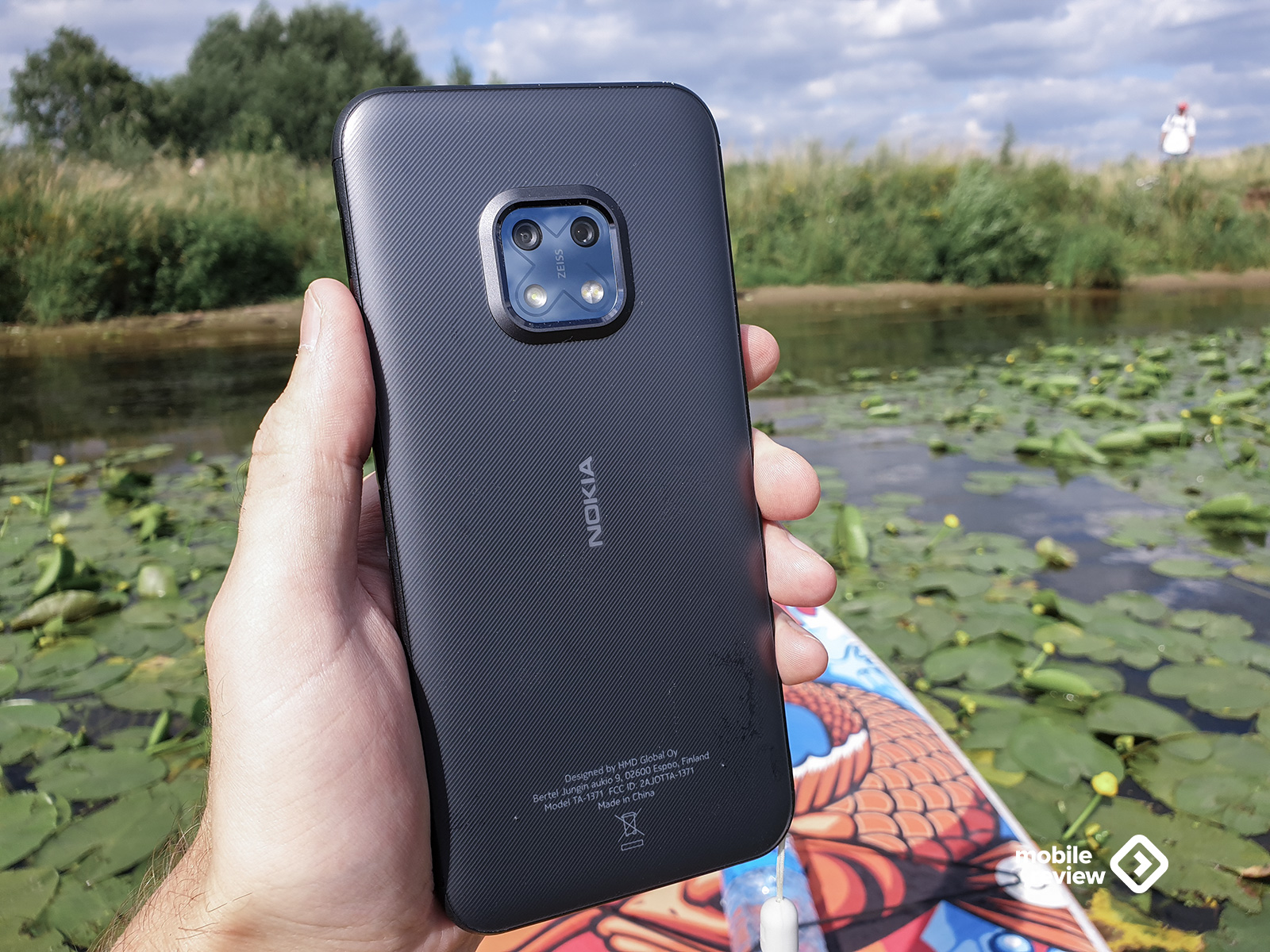 Обзор Nokia XR20: защищенный смартфон
