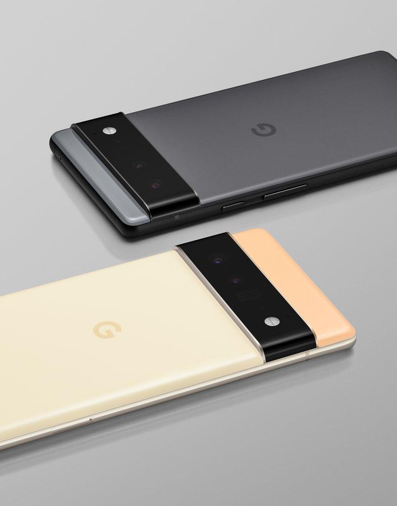 Pixel 6 и Pixel 6 Pro – очень странные флагманы от Google