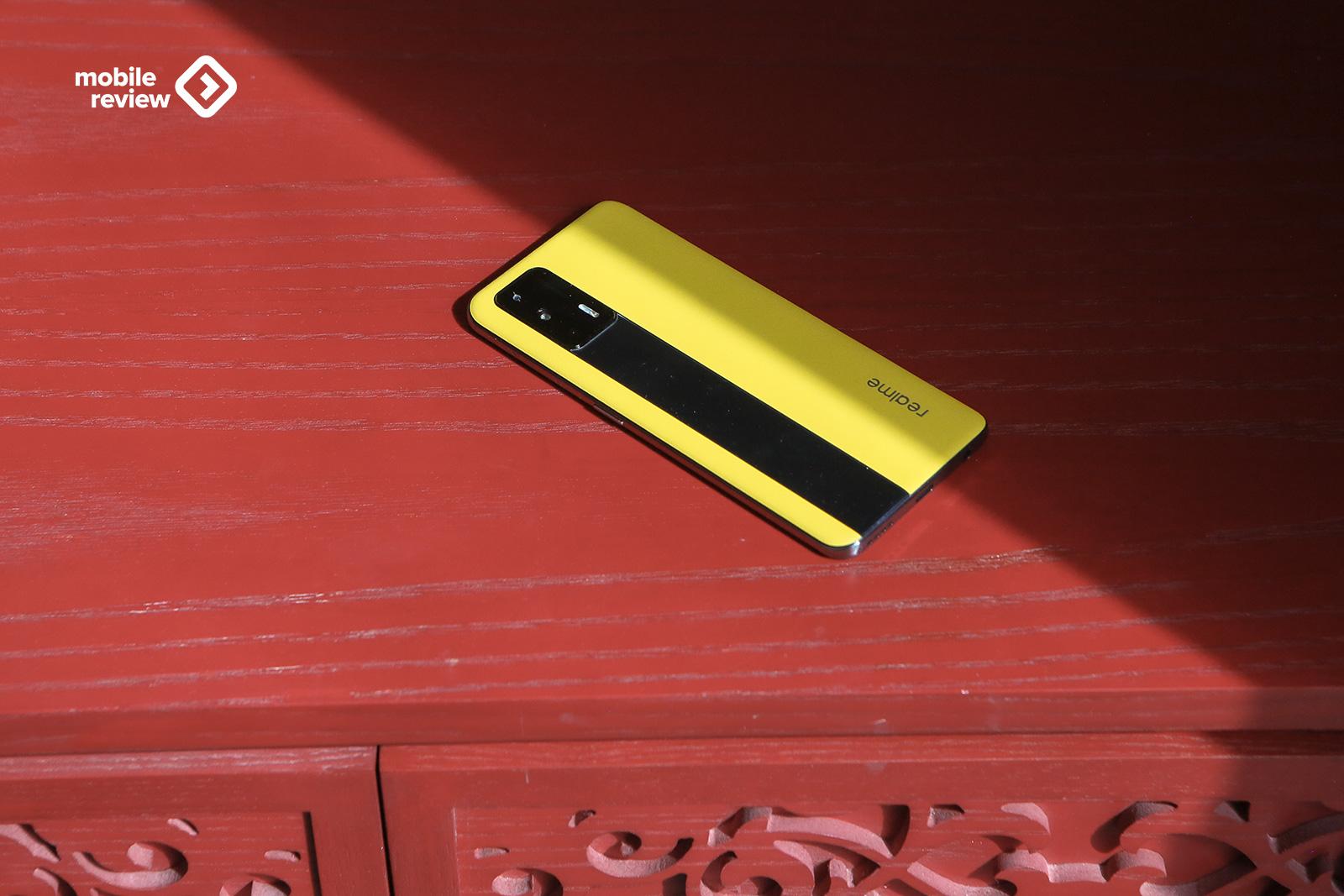 Обзор смартфона realmeGT (RMX2202)