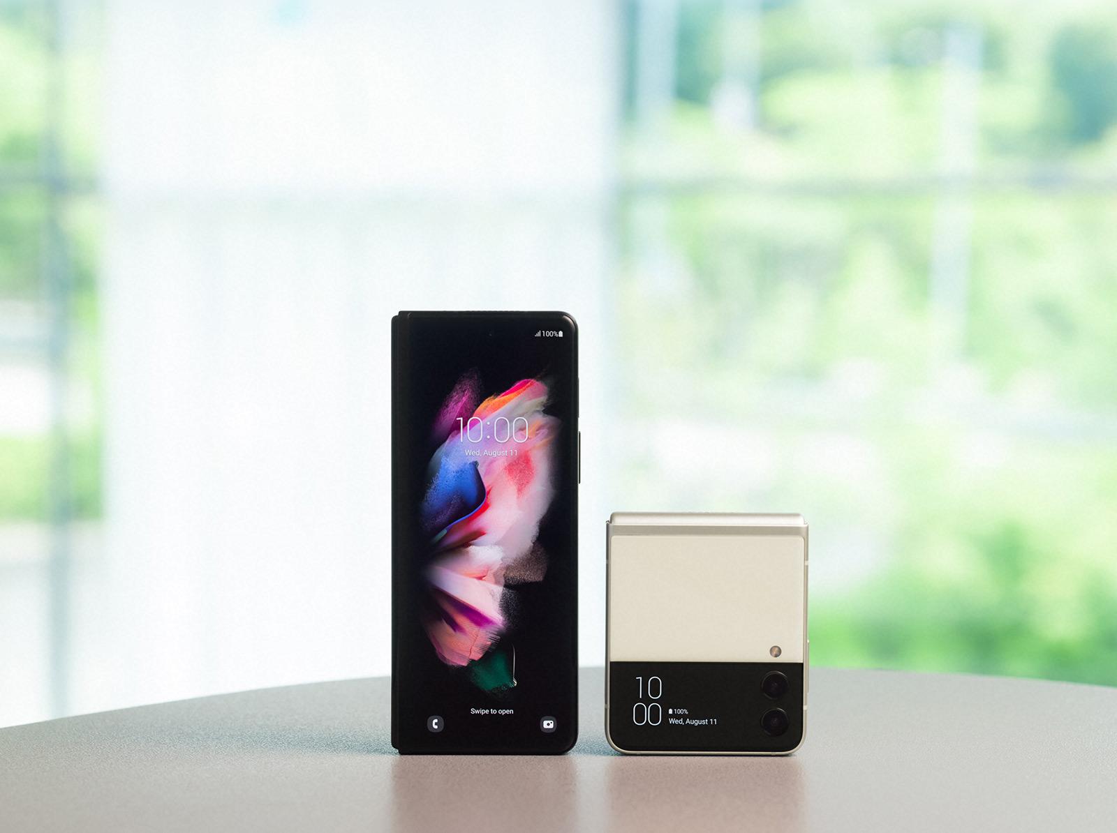 Как купить смартфоны Samsung Galaxy ZFlip3 и ZFold3