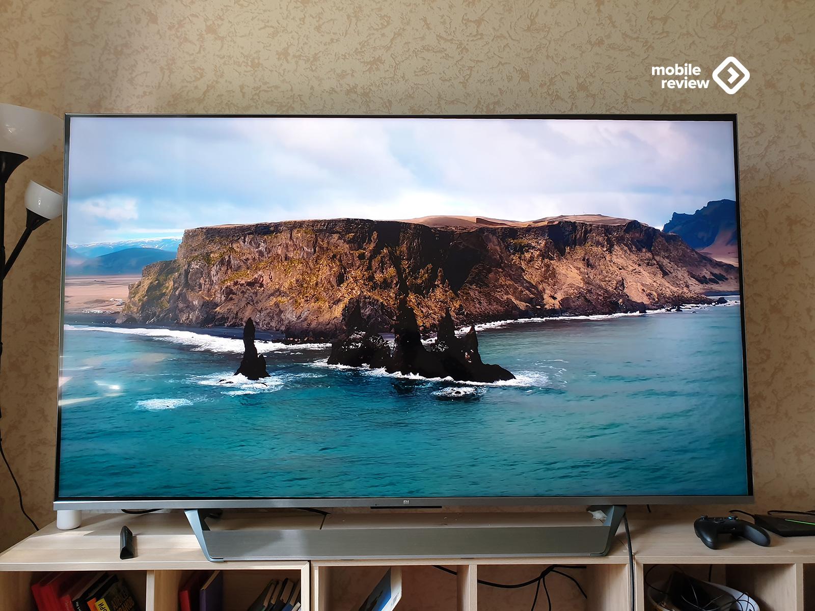 Xiaomi Mi TV Q1 75: лучший телевизор Xiaomi